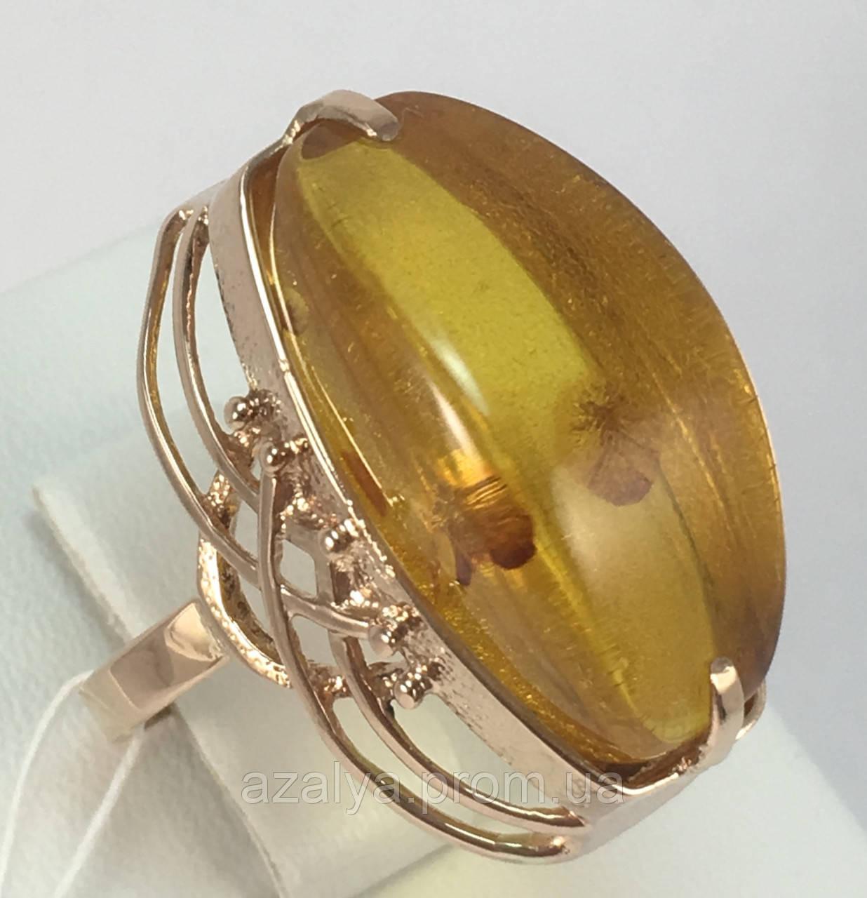 Кольцо с янтарем: продажа, цена в Алматы. золотые кольца от