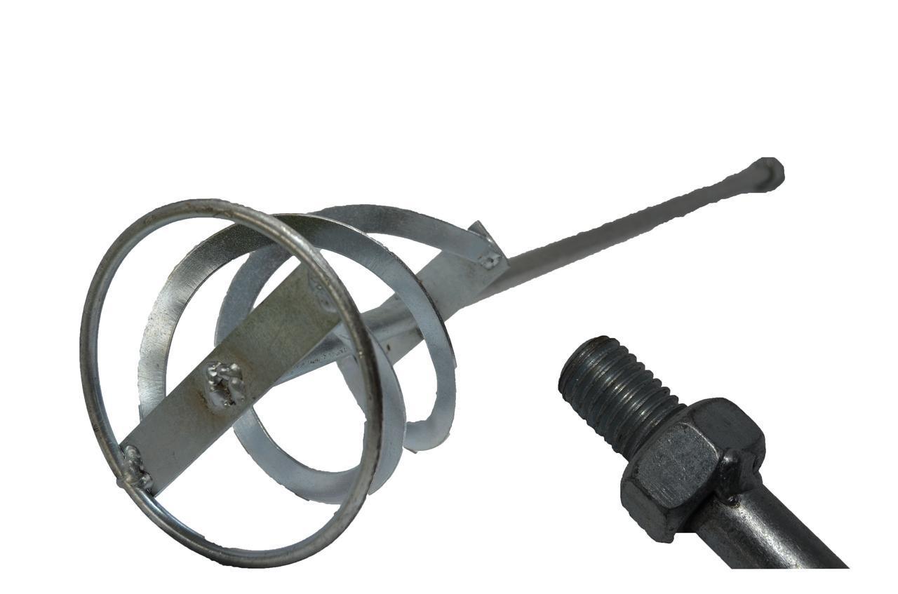 Миксер для красок и смесей 140 мм, М14