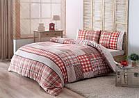 Двуспальное евро постельное белье TAC Calida Фланель