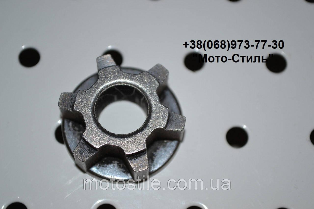 Ведущая звезда электропилы 3/8-6 (d-30mm; d-12mm; H-12mm)