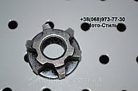 Ведущая звезда электропилы 3/8-6 (d-30mm; d-12mm; H-12mm) , фото 1