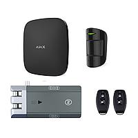 Комплект сигнализации Ajax с замком SEVEN Lock для дома