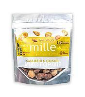 Микс орехов с гималайской солью, Mille, 75гр