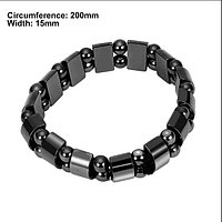 Магнитный гематитовый браслет для похудения!, фото 1