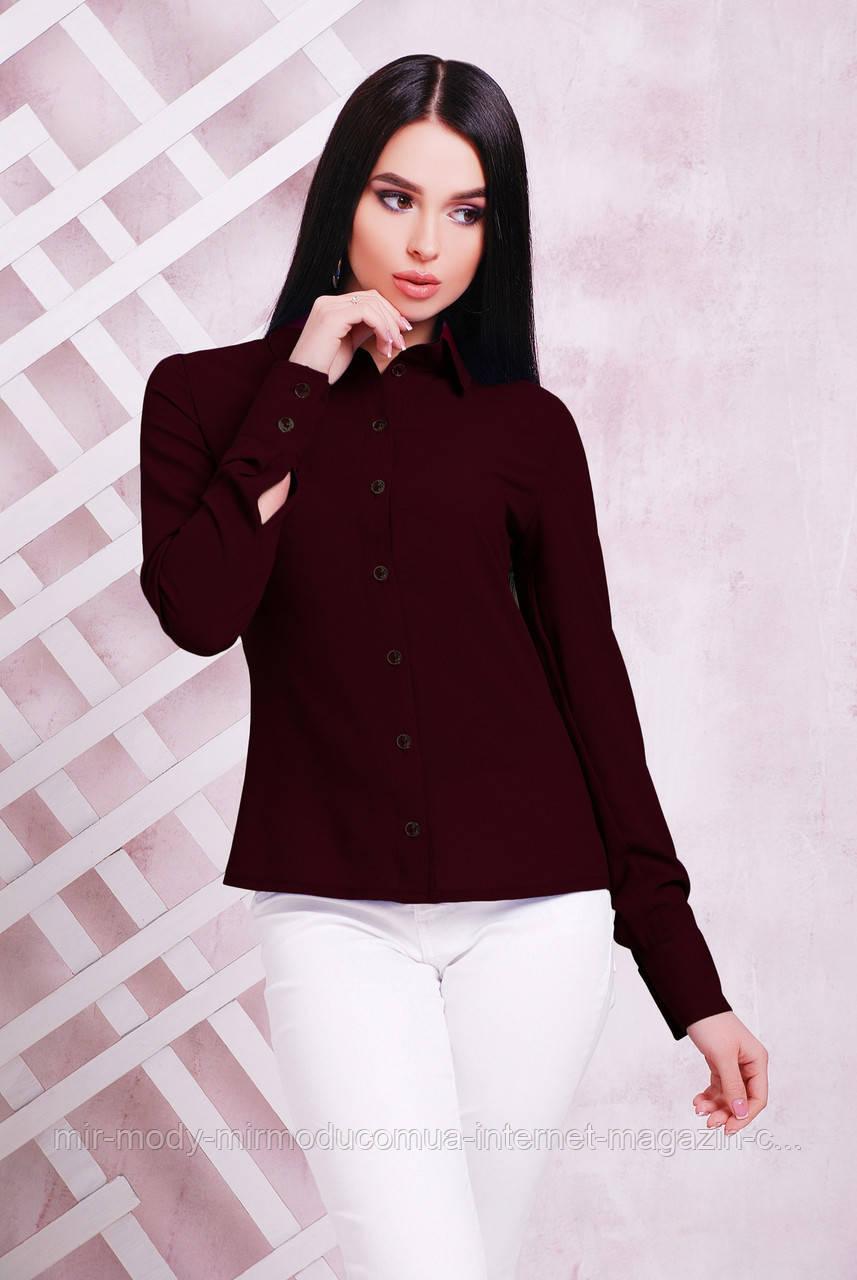 Блуза 1716 изумрудный (3 цвета) 42 по 50 размер(мас)