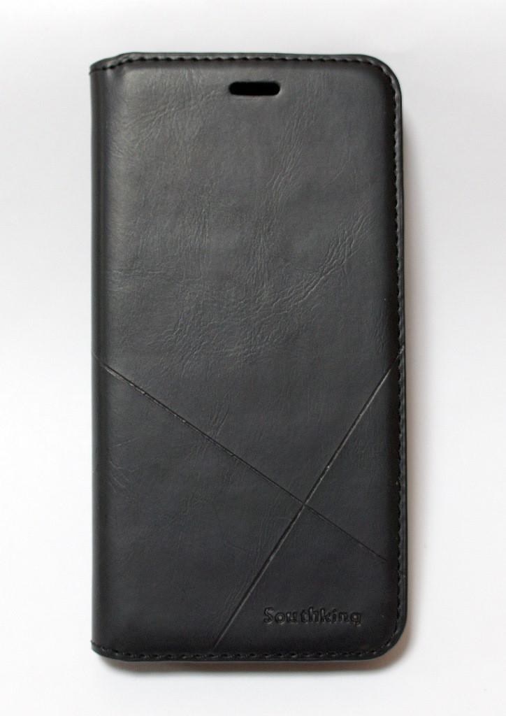 Чехол-книжка для смартфона Xiaomi Mi A2 Lite чёрная MKA