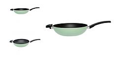 Вок Eclipse,3700109 ORIGINAL BergHOFF салатовый, диам. 28 см, 3,2 л