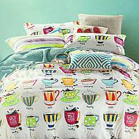 Комплект постельного белья Viluta 137 сатин твил  подросток.