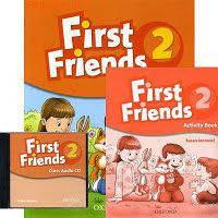 First Friends 2  Class Book+ Activity Book