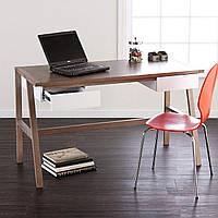 """Письменный деревянный стол""""Дубль"""" для подростка  в стиле loft, фото 1"""