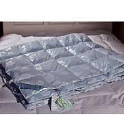 Зимнее пуховое стеганое одеяло 110*140