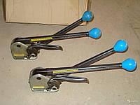 Комбинированное устройство M4K-10 для натяжения и скрепления стальной ленты