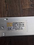 Адаптер питания YOSO S-240-48 48V 5A, фото 2