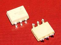 Оптопара MOC3063TVM переход через нуль, SOP, 6 вывод(-ов), 7.5 кВ, Пересекающий Ноль, 600 В