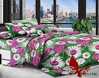 Семейный комплект постельного белья XHY1745
