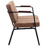 Кресло Utwo черный / лунго, фото 2