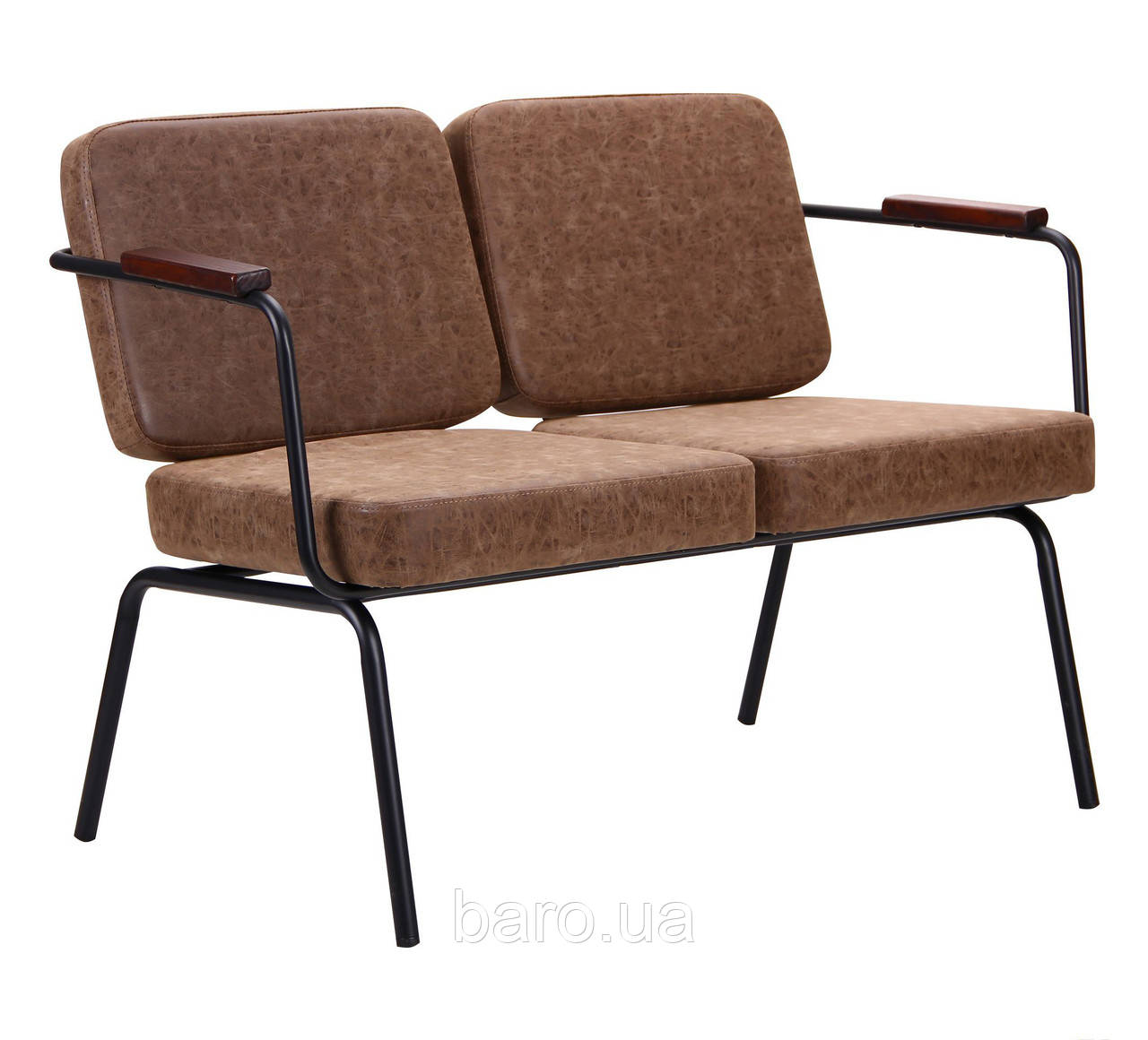Кресло Utwo черный / лунго