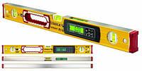 Уровень STABILA Type 196-2 electronic 122 см, 3 капсулы, электронный дисплей определения наклона