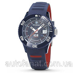 Оригинальные часы BMW Motorsport ICE Watch, Unisex, Red/Blue (80262285900)