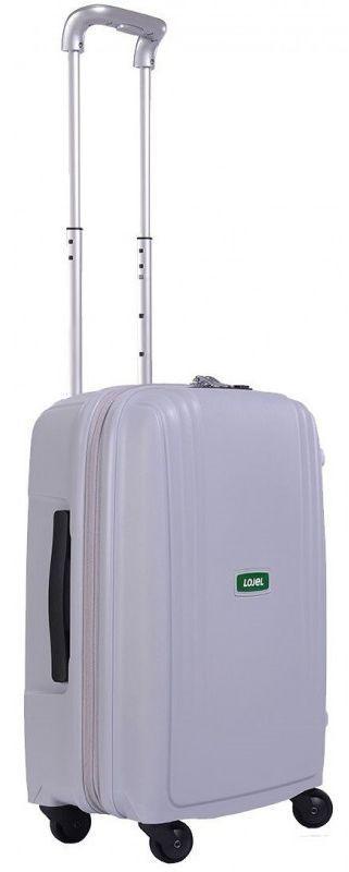 Пластиковый чемодан малый Lojel Streamline Lj-PP8S_GR 35 л, серый
