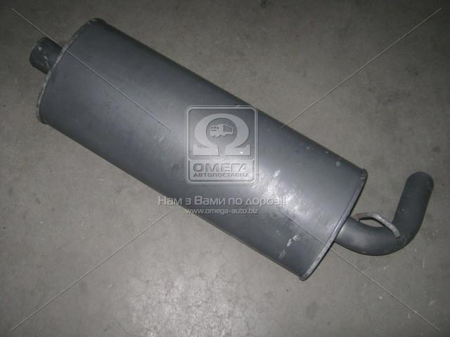 Глушитель ВАЗ 2123 ШЕВРОЛЕ-НИВА (с 2003г) закатной (TEMPEST) 2123-1201010