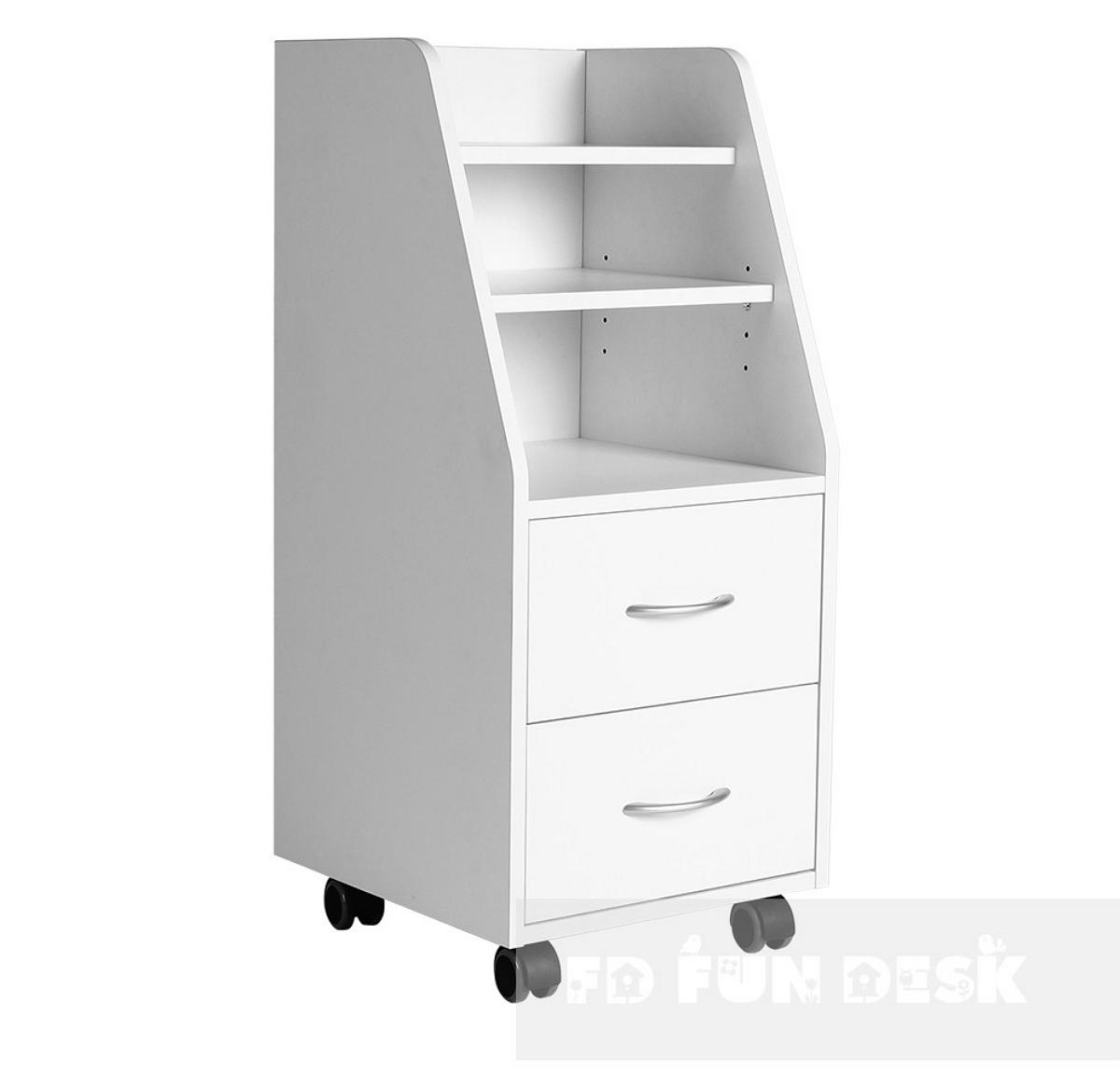 Шафа для зберігання SS15 FunDesk White