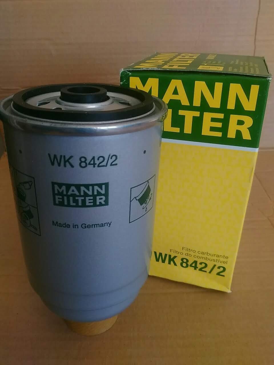 MANN WK 842/2 фильтр топливный / фільтр паливний