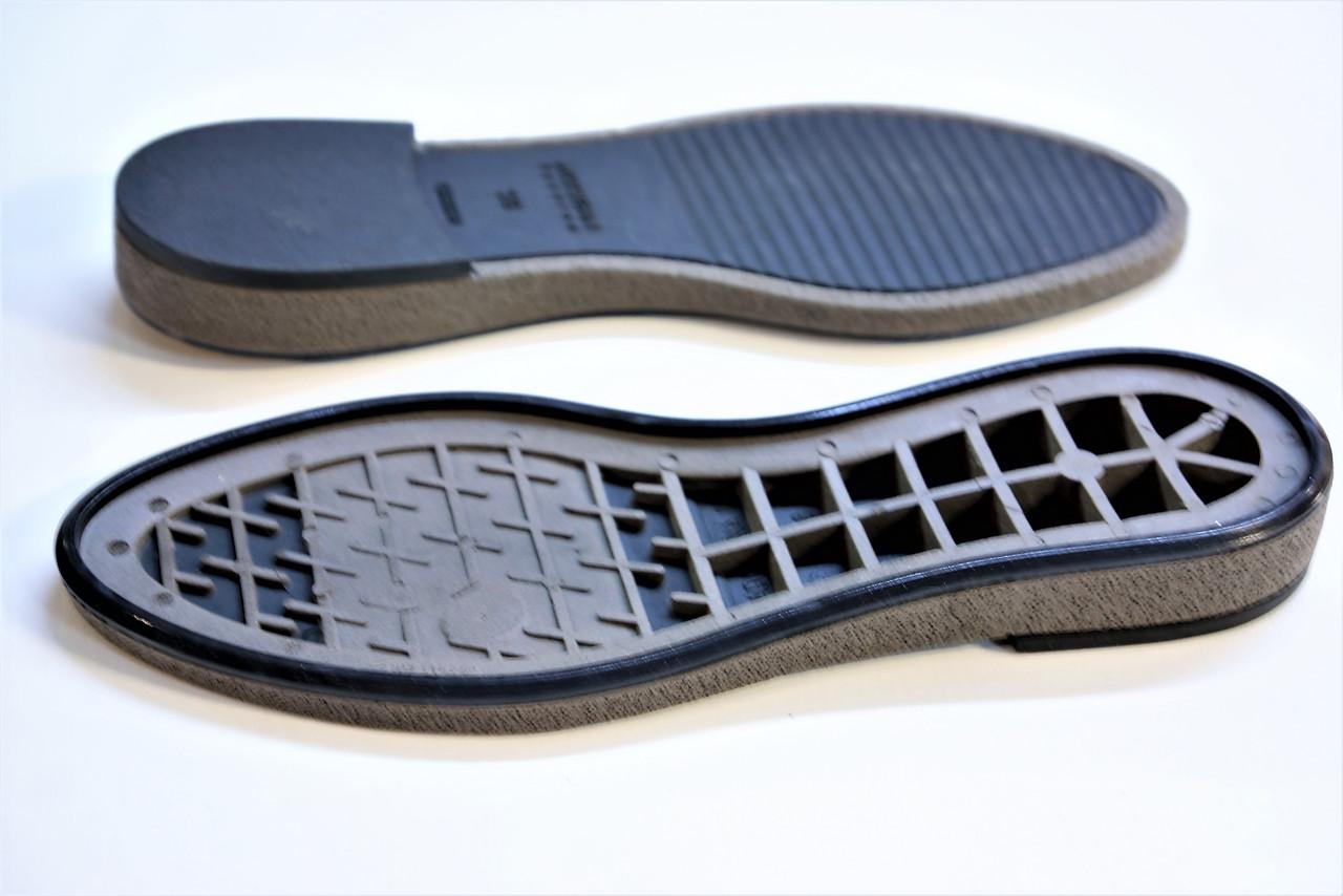 Подошва для обуви  женская Мадонна-8 коричнева р.36-41