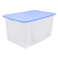 Емкость пластиковая с крышкой 9,6л