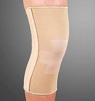 Бандаж эластичный на коленный сустав со спиральными ребрами ES-719, Ortop