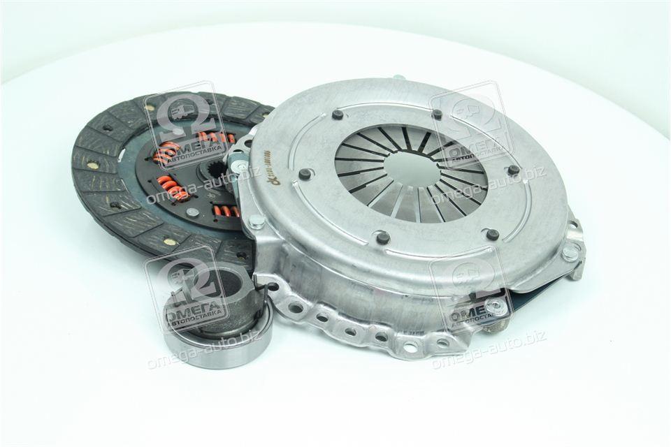 Сцепление ВАЗ 2101 (диск нажим.+вед.+подш.)  2101-1601000