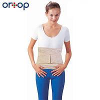 Корсет на хребет ортопедичний з 6-ма ребрами жорсткості WB-527, Ortop