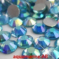 DMC Aqua AB ss 20 (4.8мм) цена за 100шт