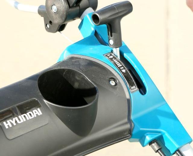 Ручка газа Hyundai L 5500S