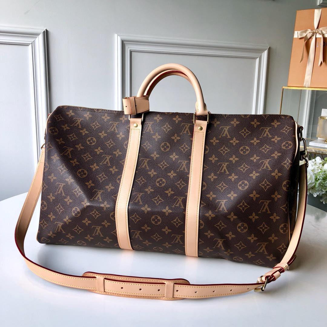 Дорожная сумка Louis Vuitton Keepall женская