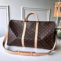 Дорожная сумка Louis Vuitton Keepall женская, фото 1