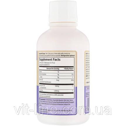 MRM, Коэнзим Q-10, 100 мг с L-карнитином 1000 мг, с натуральным ароматизатором апельсина,  (480, фото 2