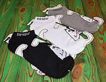 Носки низкие Ripndip Gray, фото 3