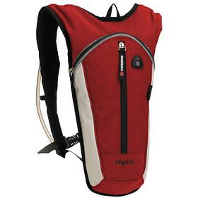 Рюкзак спортивный Caribee Hydra 1.5L Red