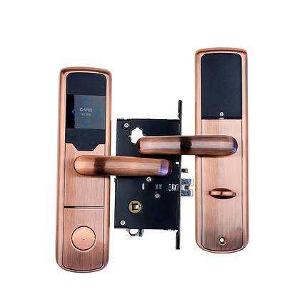 Автономный RFID замок SEVEN Lock SL-7731 Bronze, фото 2