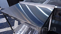 Стол разделочный производственный без нижней полки 1500/500/850 мм, фото 2