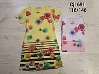 Платье для девочек оптом, Sincere, 116-146 см,  № CJ-1691, фото 1