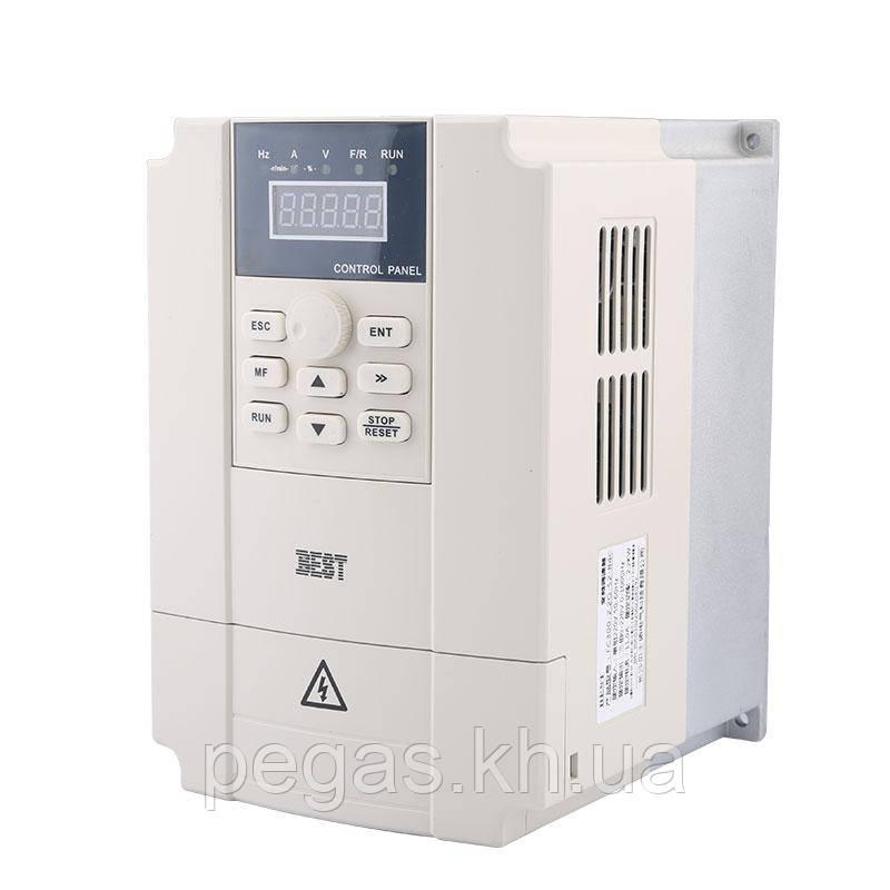 Инвертер BEST 4KW 220-250V. Для шпинделя ЧПУ