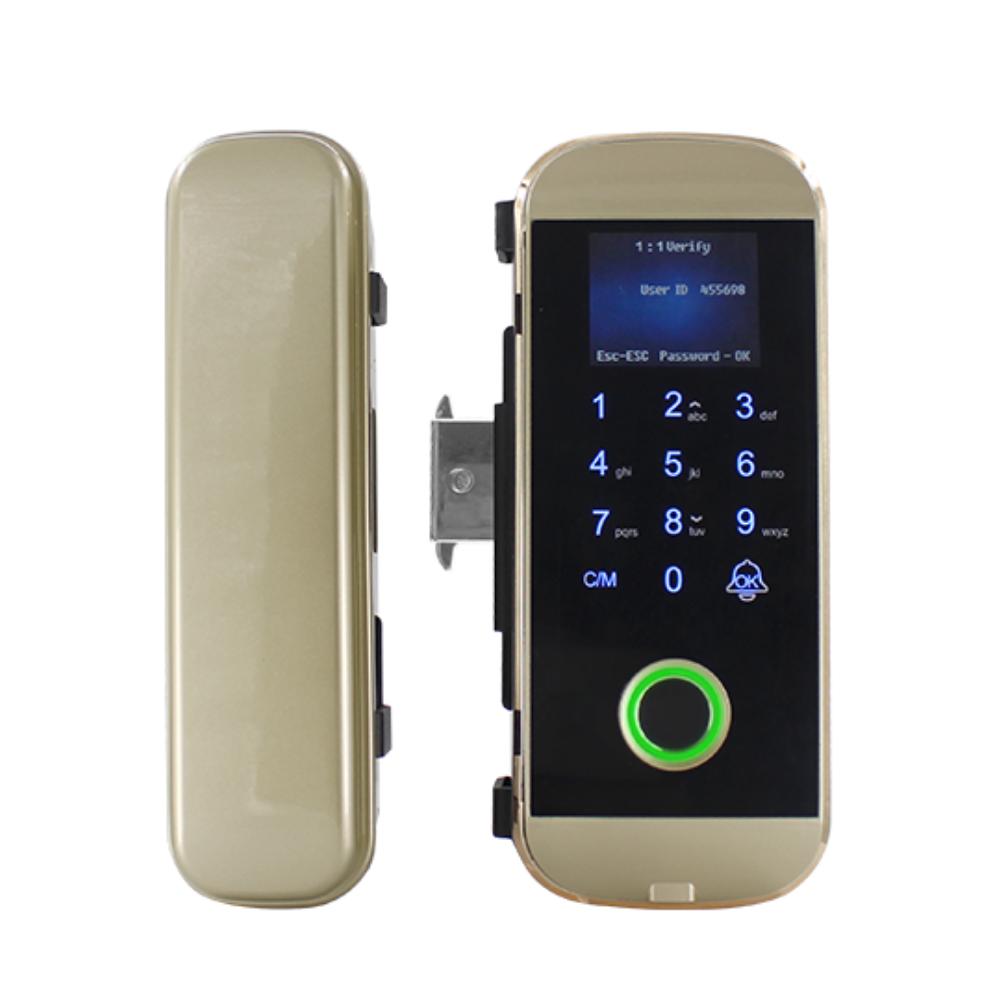 Автономный биометрический замок SEVEN Lock SL-7755