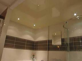 Натяжные потолки ванная. 1