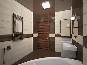 Натяжные потолки ванная. 7