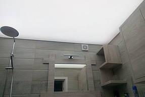 Натяжные потолки ванная. 17