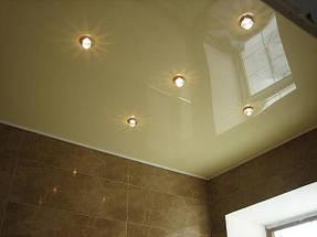 Натяжные потолки ванная. 21