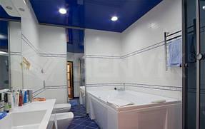Натяжные потолки ванная. 27
