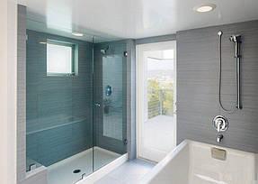 Натяжные потолки ванная. 32